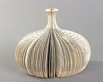 Book Art: Carafe I