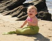 Baby Halloween Costume, Newborn Mermaid Tail, Baby Mermaid Costume, Infant Halloween Costume, Baby Mermaid Set, Newborn Halloween Costume
