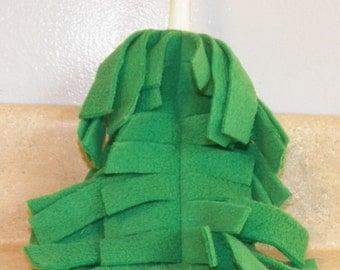 Fleece Swiffer Duster Refill- GREEN- 27004