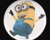 My Minion Button