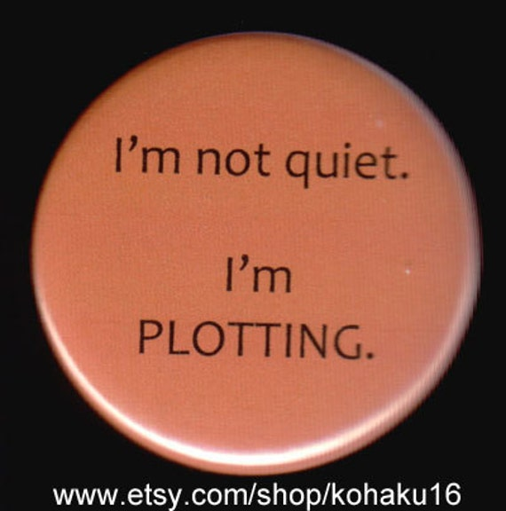 This Button Is Not Quiet