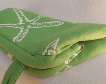 Starfish Clutch Bag