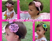 Custom listing - Melissa D.W. - headbands