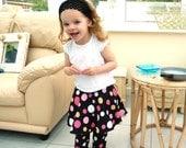 Childs skirt, circular skirt. twirl style, skater skirt, dance, tap, pageant,custom ordering, 2/6yrs free matching hair accessory
