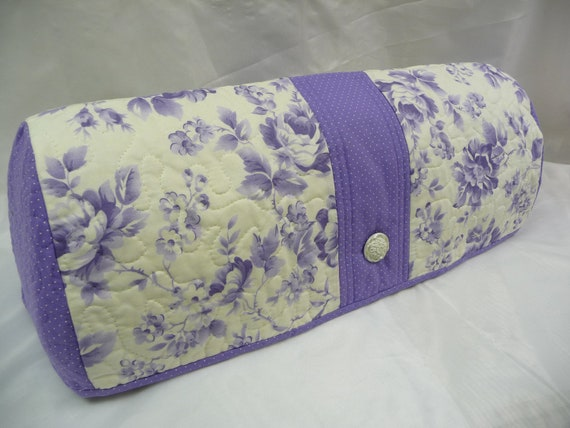 LOVELY LAVENDER - Expression Dust Cover - Expression Cozy - Cricut Dust Cover - Cricut Cozy