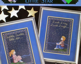 Twinkle Twinkle Little Star - Cross Stitch Chart
