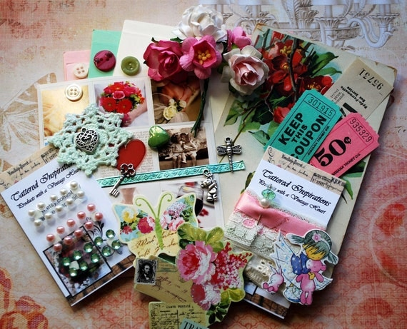 Card Makers Kits - Pretty in Pink