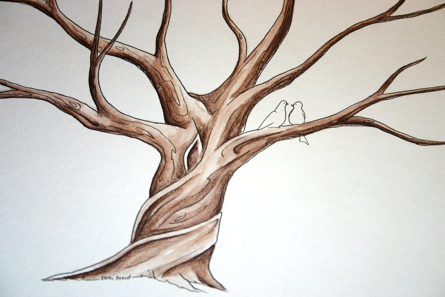 pin fingerprint tree template i19jpg on pinterest