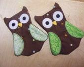 Owls -custom order Quantity 6