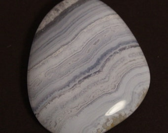 Huge Christmas Sale Nambia Blue Lace Agate Cabochon
