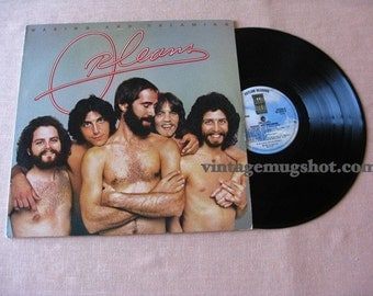 Worst Album Cover  ORLEANS Weird Cover LP Vinyl Record  NM-  Waking Dreaming