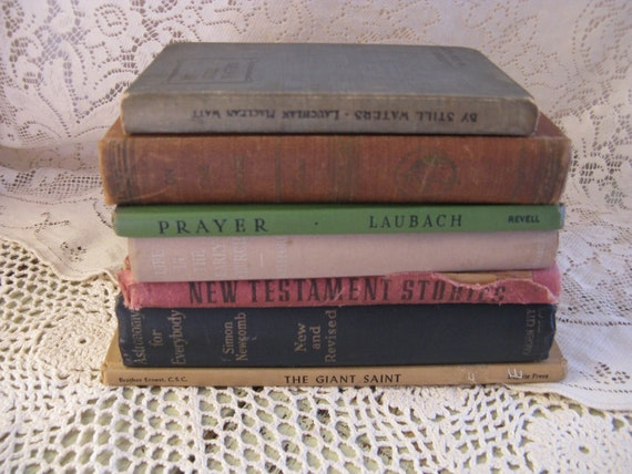 shabby book collection 7 gothic style weddings photo props instant library religion astronomy