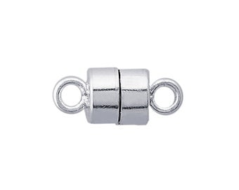 Sterling Silver or 14/20 Gold Filled Magnetic Clasp