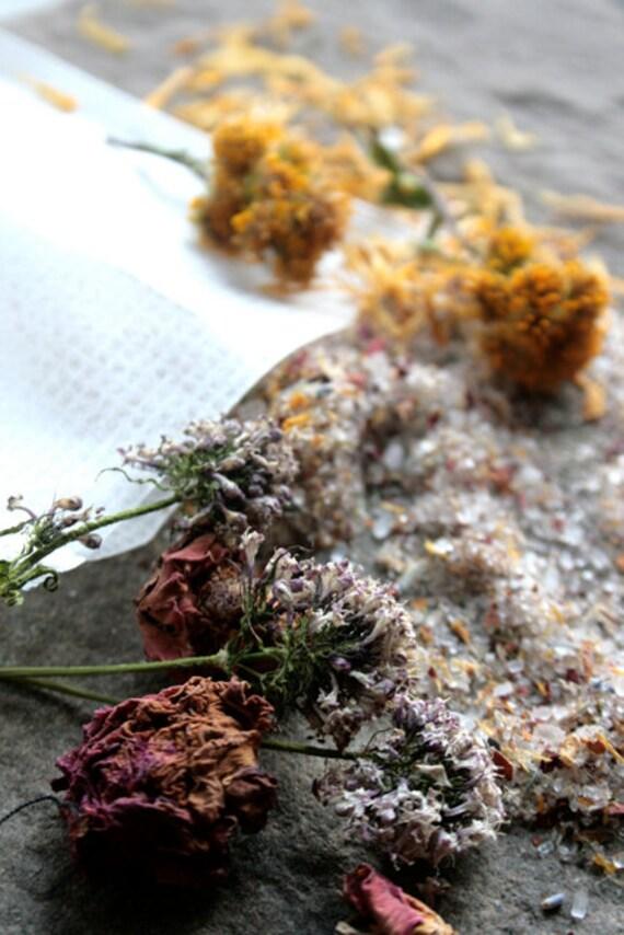Arctic Luxury Bath Tea - for feminine balance