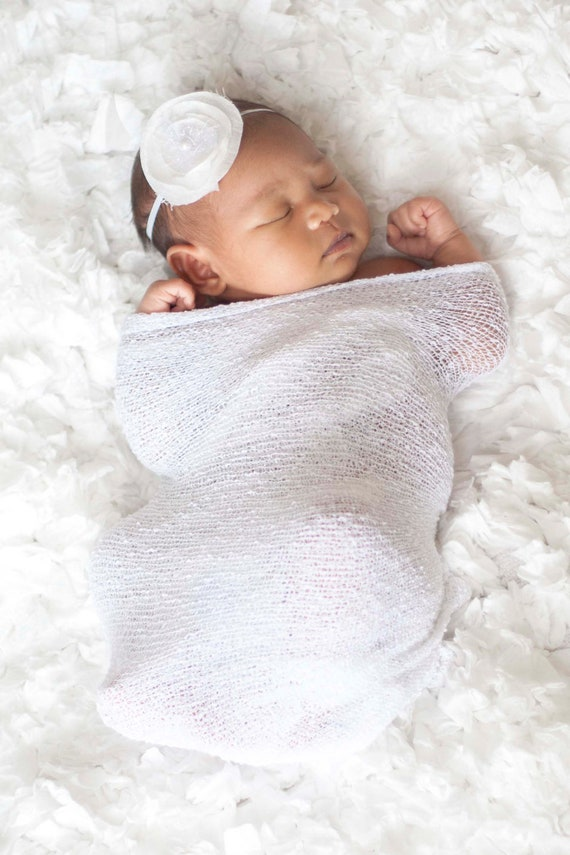 SALE Newborn Knit Stretch Wrap Photo Prop 21 Colors To Pick From Ready To Ship