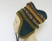 Chuyo-Chullo-alpaca hat - G1