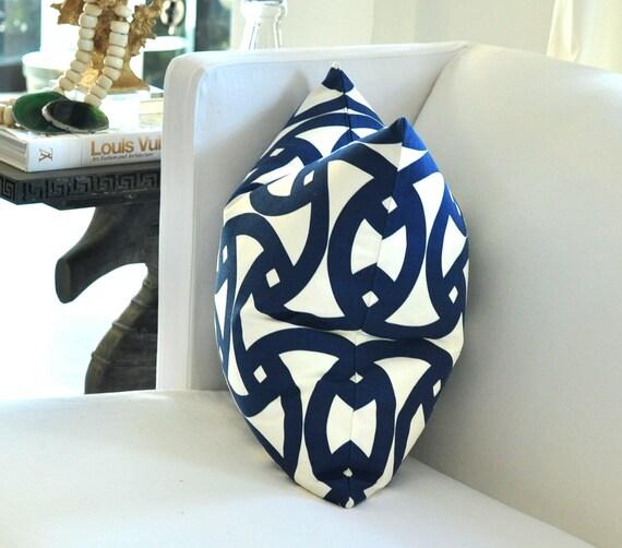 "OUTDOOR 20""sq. Trina Turk Santorini  pillow cover"
