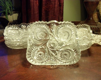 Set of 6 Relish or Celery Dishes