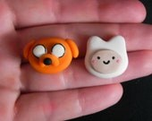 Jake and Finn Earrings