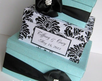 Wedding Card Box Money Holder Personalized and Custom Made