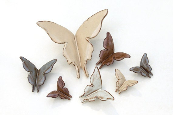 Wall Butterflies - Ranch House