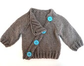 Chic for my sweet baby sweater