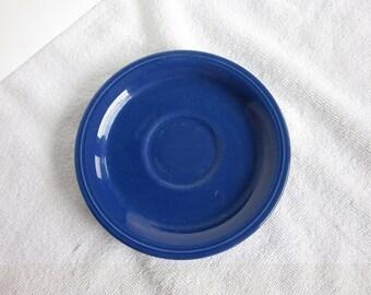 HLC Fiesta saucer cobalt blue