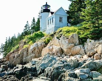 Bass Harbor Lighthouse II