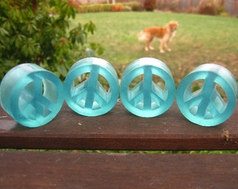 Peace Sign Soaps