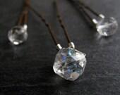 Sparkle Sticks - Vintage Crystal Hair Pins