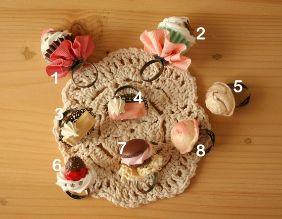 Sweet Decoden Rings Collection