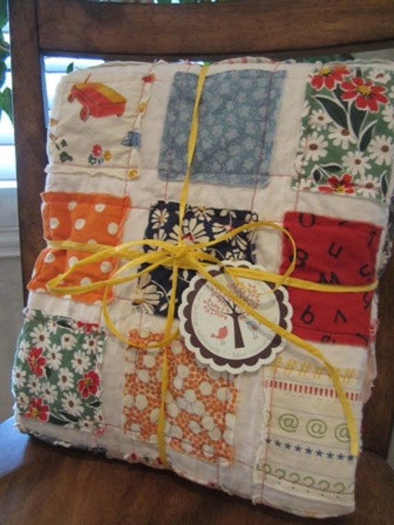 American Jane........A Fray Edge Quilt
