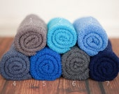 Newborn Stretch Wraps IN STOCK and Ready to Ship Super Stretch Knit Soft Swaddle Photography Prop By Leighton Heritage