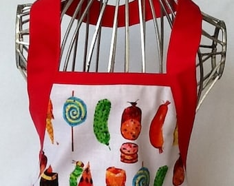 Kids Apron The Very Hungry Caterpillar