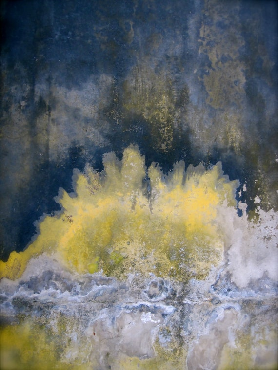 Morning 24 x 32 Abstract Giclee Print on Stretched Canvas - Fine Art Photograph by Josh Martin