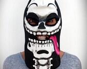 Skullmonster Mask (100% Organic Cotton Knit)