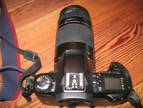 EOS Canon Rebel, 35mm Camera, Vintage 35 mm, film camera