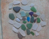 35 pieces  Irish sea glass
