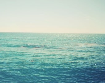 California Ocean II  - 8x8 Fine Art Photograph