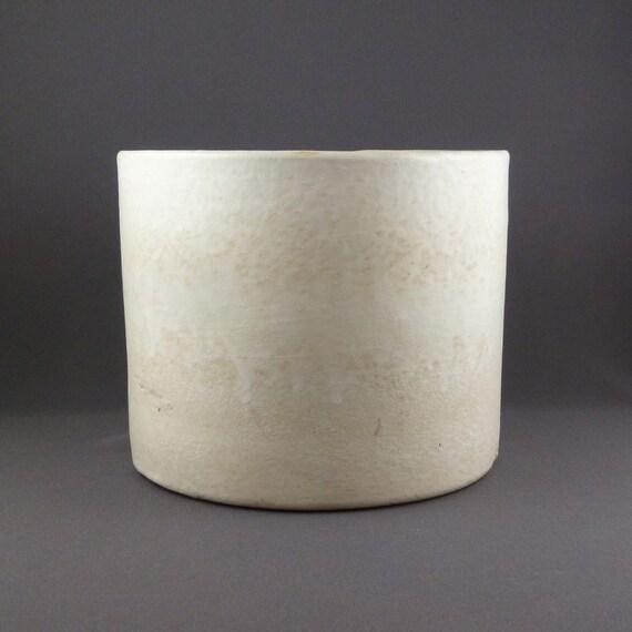 Zanesville architectural pottery planter