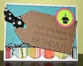 Have a Spectacular Birthday Card