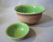 Large Green Serving Bowl for your Home dinnerware set