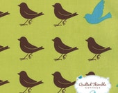 Oh Deer by Momo - Leaf Sparrow (16072-18) - 1 Yard