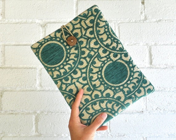 ipad sleeve, ipad cover, handmade ipad case