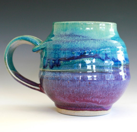 Extra Large Coffee Mug Handmade Ceramic Cup Ceramic