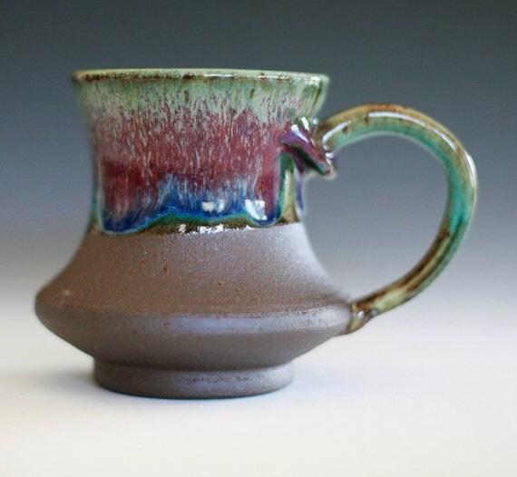 Coffee Mug, handmade ceramic cup, coffee cup