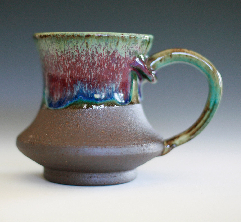 Coffee Mug Handmade Ceramic Cup Coffee Cup By Ocpottery On