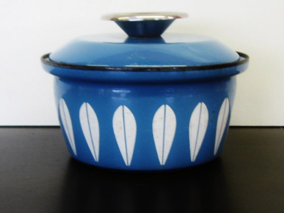 On Reserve....Cathrineholm Norway Blue Lotus Bowl