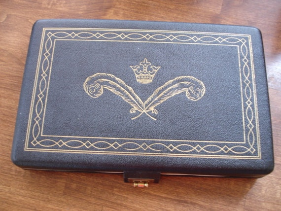 Wonderful Vintage Jewelry Case