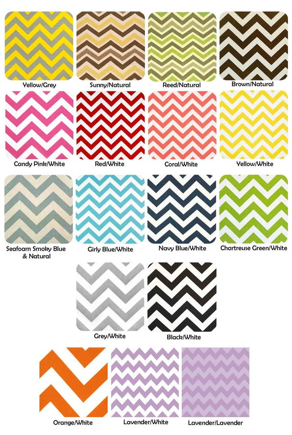 Chevron Clutch Purse - Choose Your Color Red Pink Yellow Green Blue Brown Grey Black